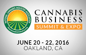 2016 Cannabis Business Summit and Expo